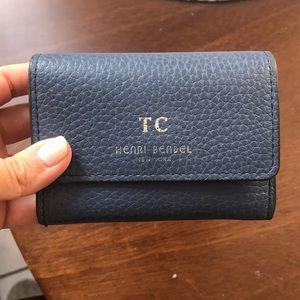 Henri Bendel Card Holder